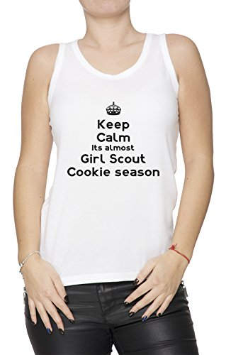 keep-calm-its-almost-girl-scout-cookie-season-blanco-algodn-mujer-de-tirantes-camiseta-cuello-redond