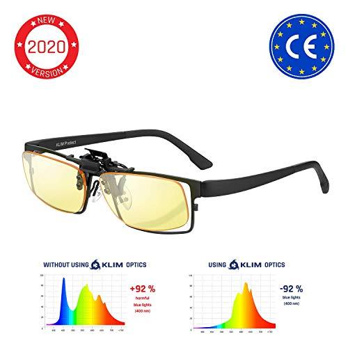 KLIMTM OTG   Gafas Clip Bloquear luz Azul   Nuevas