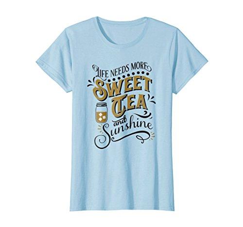 Sweet Tea And Sunshine Shirts - Camiseta - Unisex...