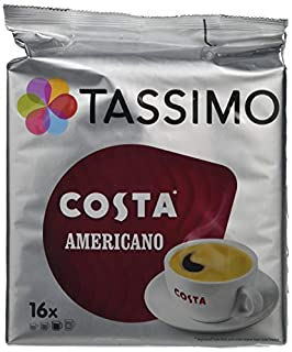 Tassimo Costa Americano Coffee Pods (Case of 5, Total 80 pods, 80 servings) (B008OQBXP8) | Amazon Products