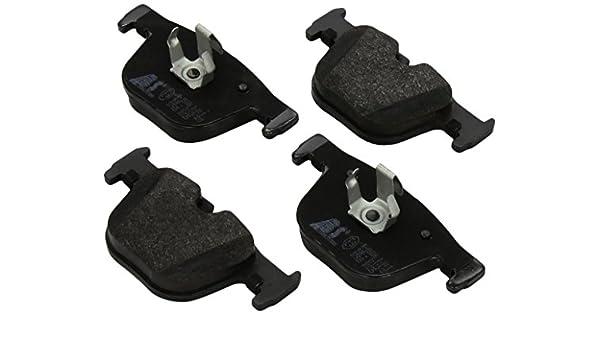 ABS All Brake Systems 37925 Kit de plaquettes de frein frein /à disque