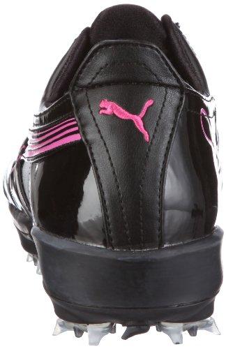 Puma Women   s Sass Wn s J Golf Shoes Black Size  7 5