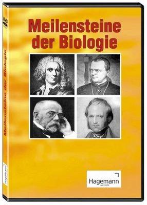 Meilensteine der Biologie - DVD - Lehrfilm für Unterricht und Ausbildung - Hagemann 180243 -...