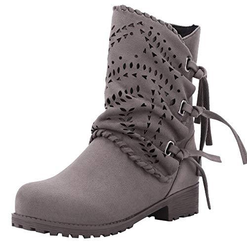 Zapatos Ronda La Plataforma Talon Plano Antideslizante en Calzado Casu