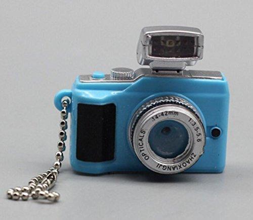 Yuloen Puppenzubehör Spielzeug Puppenhaus Miniatur Zubehör Mini Kamera