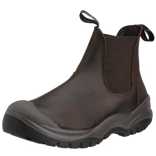Grisport Men's Chukka S3 Safety Boots Brown 8 UK Safety Chukka Boot