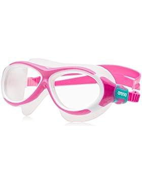 Arena Oblo'Jr Gafas de Natación, Unisex adulto, Rosa (Clear), Única