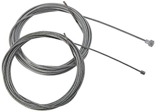 Reparaturset Seilzug Bowdenzug / Gaszug Bremszug Schaltzug und Kupplungszug, universal (2x2,5m)