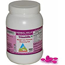 Herbal Hills Trimohills - Weight Loss Formula 900 Tablets