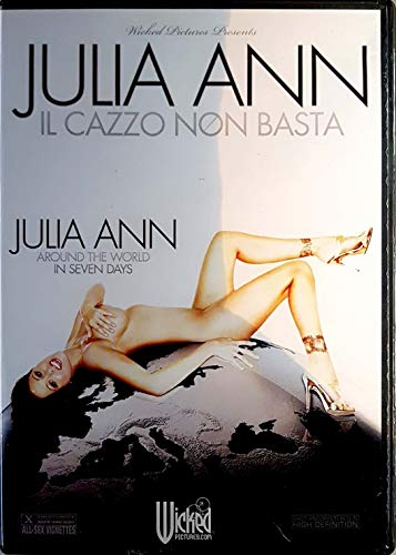 S. DVD Julia ann il cazzo non basta WICKED wi19