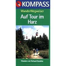 Kompass Wanderführer, Harz