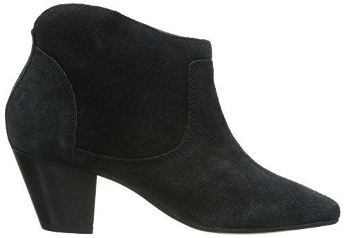 Schwarz Stiefel Hudson Kiver Hudson Damen Kiver Black Damen Kurzschaft 6pzPqa