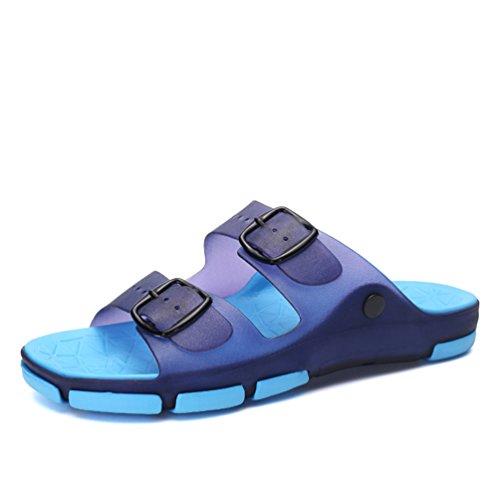 Hishoes, Pantofole uomo Blau 2