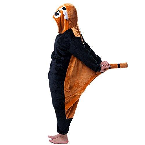 Missley Unicorn Pajama Adult Anime Cosplay Costume di Halloween Costume Little Black Chicken
