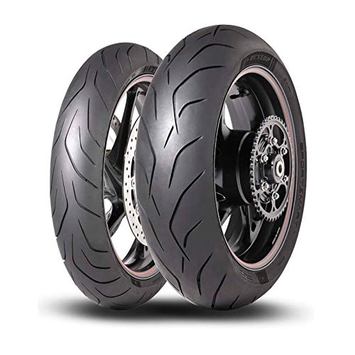 Coppia gomma pneumatici Dunlop Sportsmart MK3 120/70 ZR 17 58W 190/55 ZR 17 75W