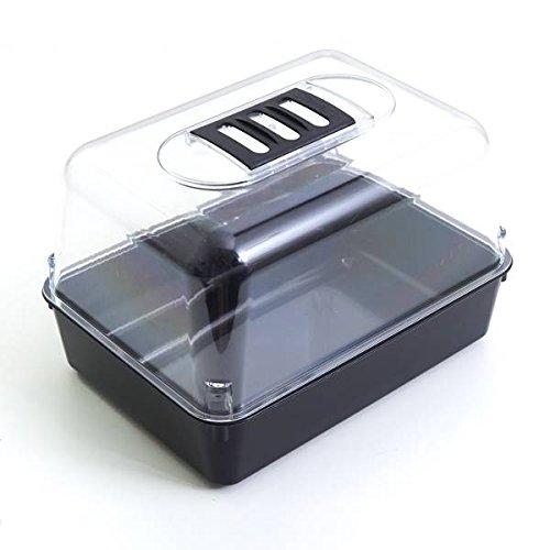 Mini Serra In Plastica Morbida Ventilata - 22X16x18cm