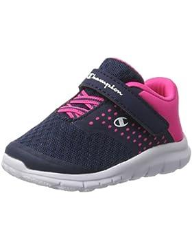 Champion Baby Mädchen Low Cut Shoe Alpha G TD Sneaker