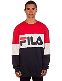 Fila Sweat 681255 Straight Rouge
