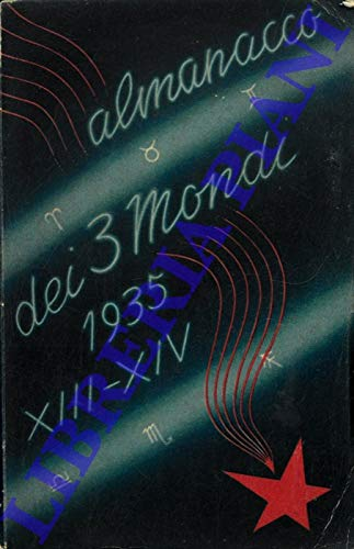 Almanacco dei 3 mondi. 1935-XIII-XIV