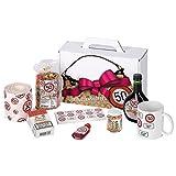 Lustapotheke® Überlebenskoffer für die Frau ab 50 (9 teilig) als Geschenkidee