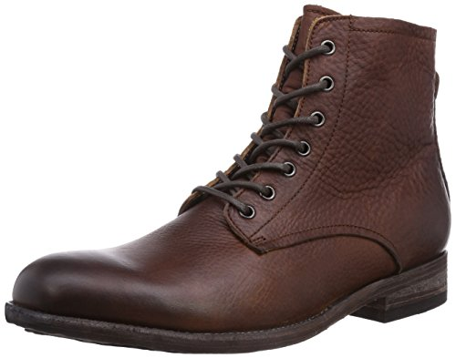 Blackstone Im26, Bottes Chukka Homme Marron (old Yellow)