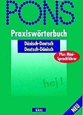 PONS Praxiswörterbuch plus / Mit Sprachführer: PONS Praxiswörterbuch plus, Dänisch
