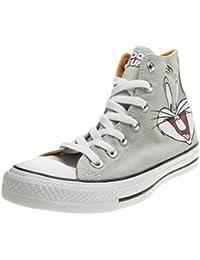 Converse - Zapatillas de Lona para mujer gris gris