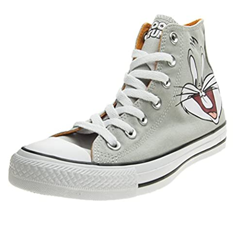 Converse , Damen Sneaker grau grau, grau - grau - Größe: 40