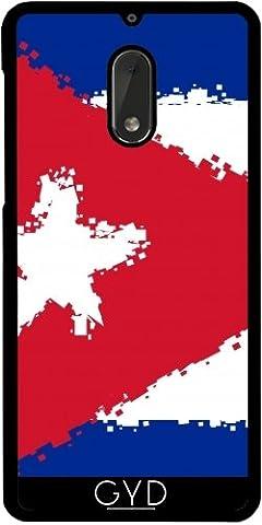 Hülle für Nokia 6 - Kuba by Cadellin