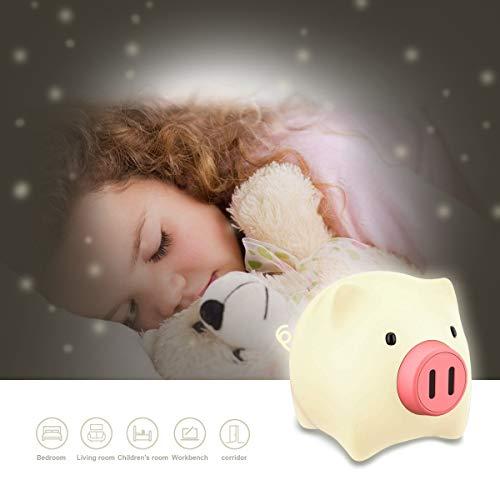 Luz nocturna bebés Luces nocturnas niños pequeños