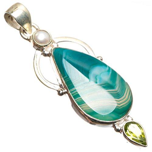 stargems-tm-naturel-agate-botswana-peridot-et-riviere-pearl-boho-style-vintage-argent-sterling-925-p