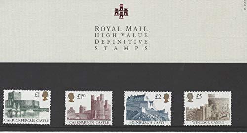 40x 2. Klasse groß selbstklebend Label 79P GB Günstige Versandkosten mint New Briefmarken -