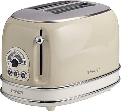 Toaster 2Scheiben Vintage Beige