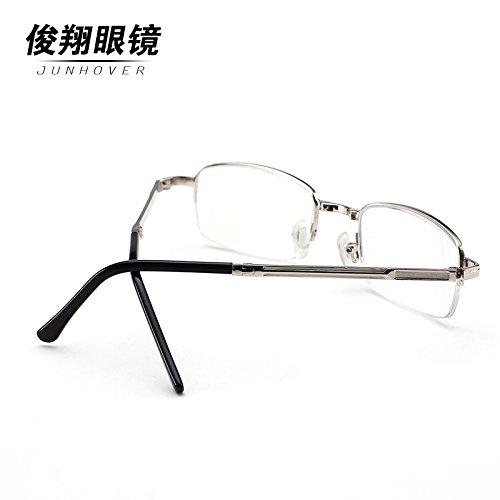 BM presbyopic Brille Marke Full - Frame sind gefaltet spektakel Brille multifunktionale männlich Harz,Harz beschichteten 400 Grad.