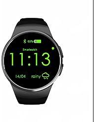 Bluetooth Bracelet Intelligent Avec Gps Moniteur De FréQuence Cardiaque,Suivi De Mouvement,Rappel SéDentaire,Calendrier,ChronomèTre,éCran Tactile Capacitif Support Android Smartphone Htc,Sony