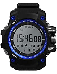 Leotec Smartwatch Mountain - Smartwatch, Sin necesidad de recarga,Altimetro,Temperatura ambiental,