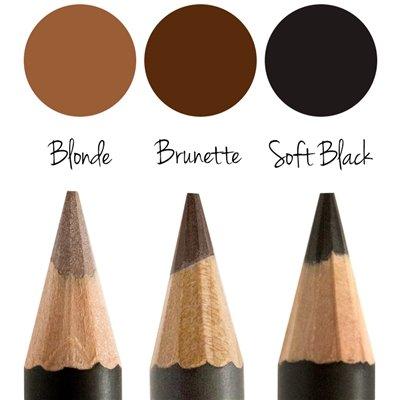 Augenbrauenstift Braun | Eyebrow Pencil Brunette | langanhaltend und wischfest