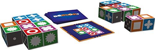 Asmodee- Jeux de Société-Déblok, FOXMATMA01FR
