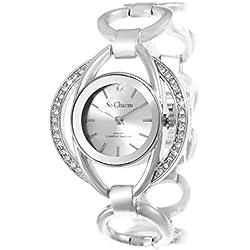 Dress Watch So Charm Made with Swarovski Crystal from
