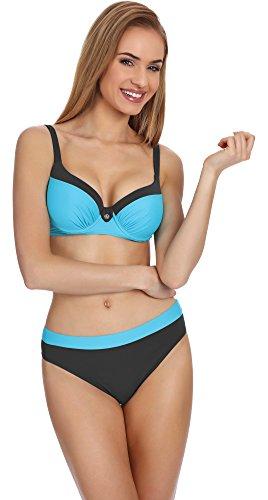 Merry Style Damen Bikini Set P190-65TSG Muster-7