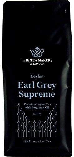 The Tea Makers of London edelster hochwertiger Earl Grey lose Blätter Schwarzer Tee von prämiertem Teekontor, 1er Pack (1 x 500 g)