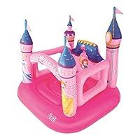 Bestway Disney Princess Bouncy Castle - Pink