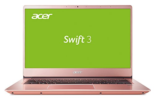 Acer Swift 3-SF314-54-55V2 35,6 cm (14 Zoll Full HD IPS matt) Ultrabook (Intel Core™ i5-8250U, 8GB RAM, 256GB SSD, Intel UHD, Win 10) rosegold Widescreen-display Intel Core
