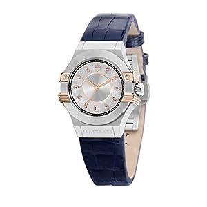 Reloj para Mujer, Colección Potenza, en Acero, Cuero – R8851108502