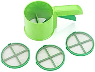 Analog Kitchenware 3 in 1 Flour Sifter