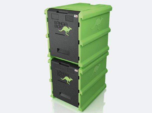 KÄNGABOX®Tower 60x40. La Caja isotérmica Catering