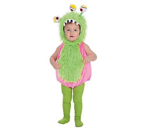 LLOPIS  - Disfraz Bebe Monster Tri-Ojos
