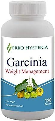 Herbo Hysteria Garcinia 120 Capsules