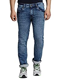 Buffalo Mid Rise Solid Jeans