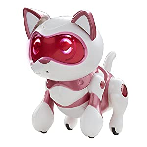 Teksta Mini Jumping Kitty Toy (Multi-Colour)